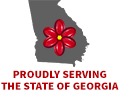 Proudly serving Georgia